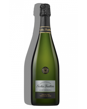 Packshot Collection Vintage 2014 Blanc de Blancs - Nicolas Feuillatte