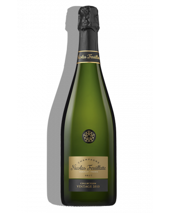 Packshot Nicolas Feuillatte Collection Vintage 2010 Brut