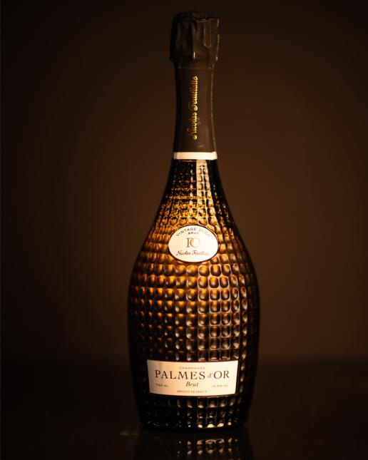 Palmes d'Or 2008 Brut par Nicolas Feuillatte - ambiance cosy